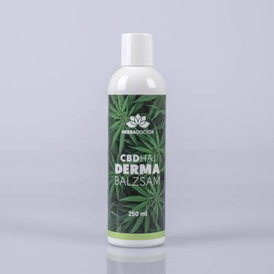 CBD HAJBALZSAM 250 ml