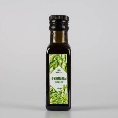 Herbadoctor Bio Kendermagolaj Prémium 100 ml