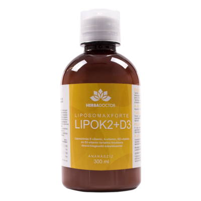 Liposomax Forte Lipo- K2-D3 300ml