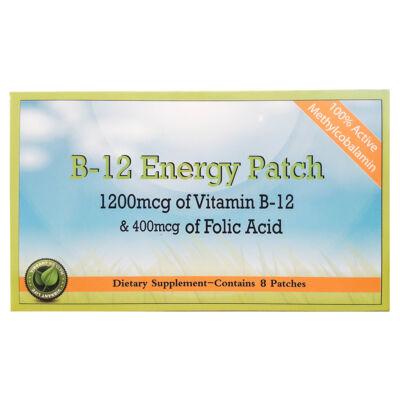 B12 Energia Vitamintapasz 8 db