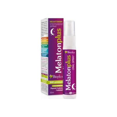 Bioplus MelatonPlus szájspray