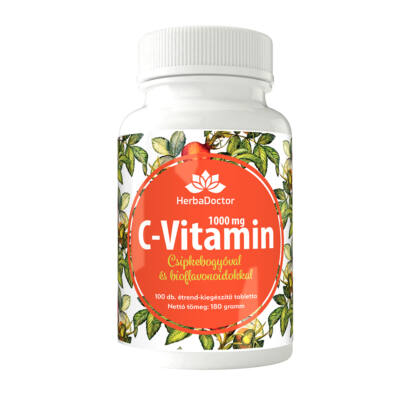 C-vitamin 1000 mg tabletta 100 db
