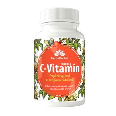 C-vitamin 1000 mg tabletta 100 db