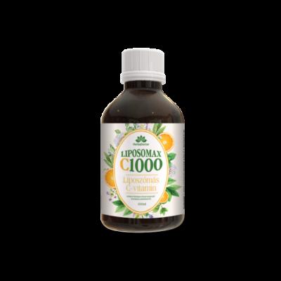 Liposomax C1000 - Liposzómás Folyékony C-vitamin 250 ml