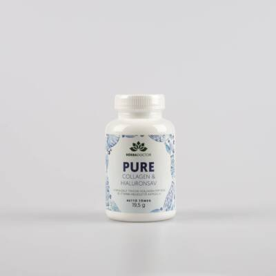 PURE COLLAGEN+HIALURONSAV 30db