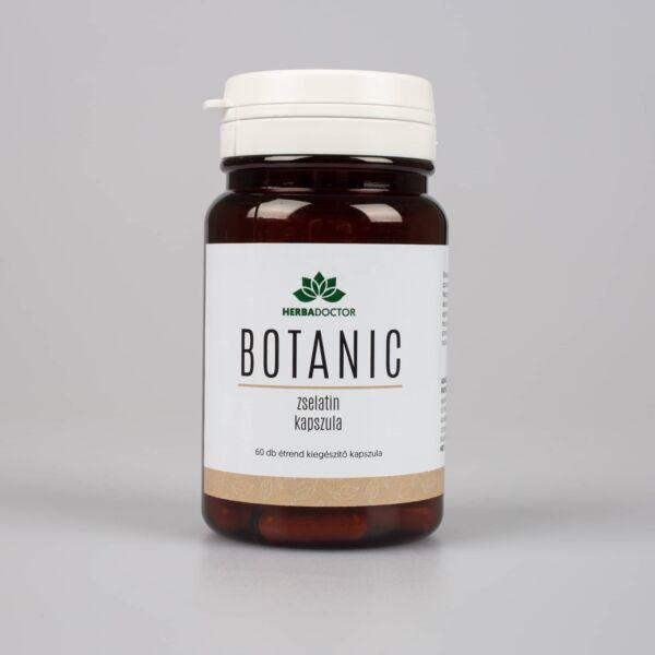 Botanic zselatin kapszula