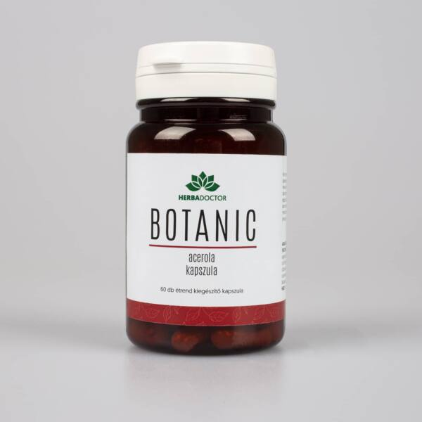 Botanic acerola kapszula