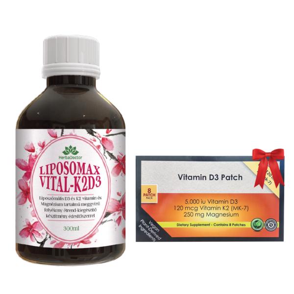 D3 vitamin maximum csomag