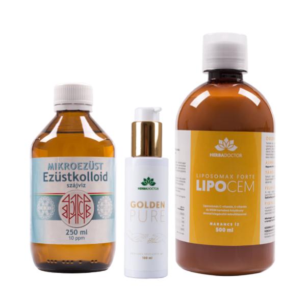 Liposomax Forte csomag