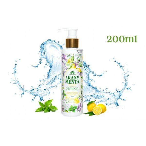 Arany Menta Sampon 200 ml