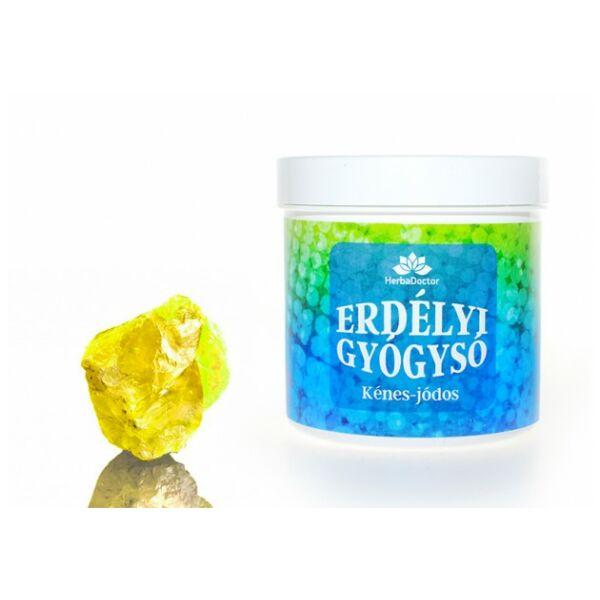 Gyógysó Kénes-jódos 250 g