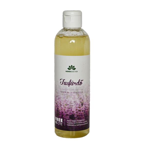 HerbaDoctor Teafa-Levendula tusfürdő 250 ml