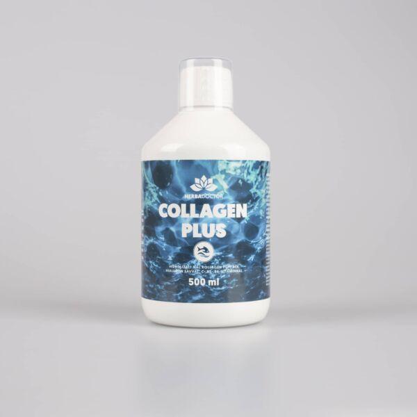 COLLAGEN PLUS, folyékony halkollagén készítmény 500 ml