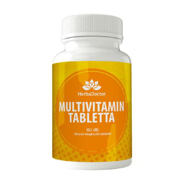Multivitamin tabletta 60 db