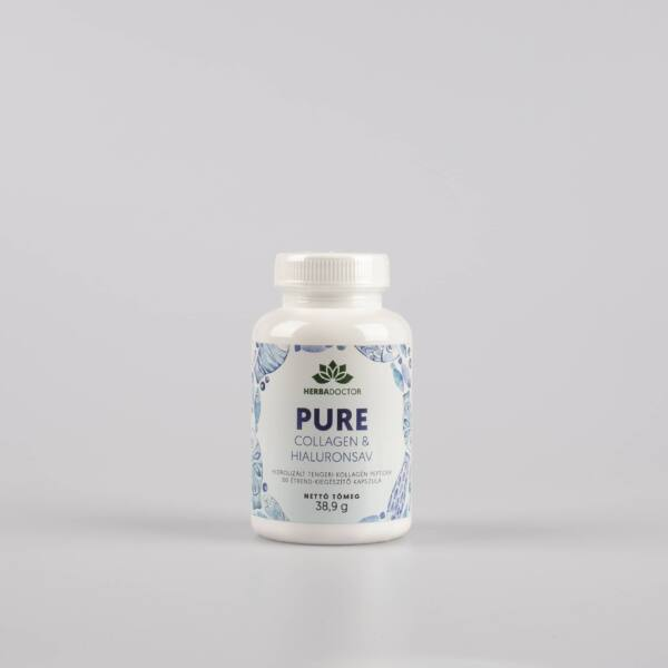 PURE COLLAGEN+HIALURONSAV 60db