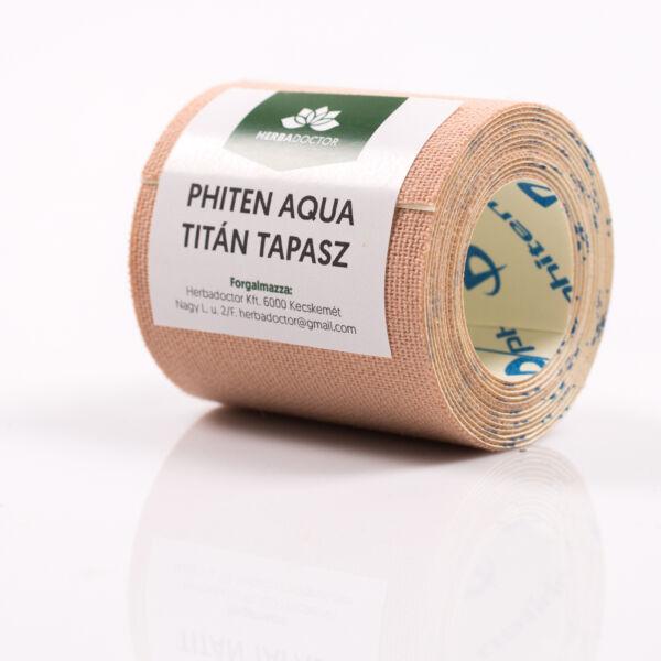 Phiten aqua titan tapasz