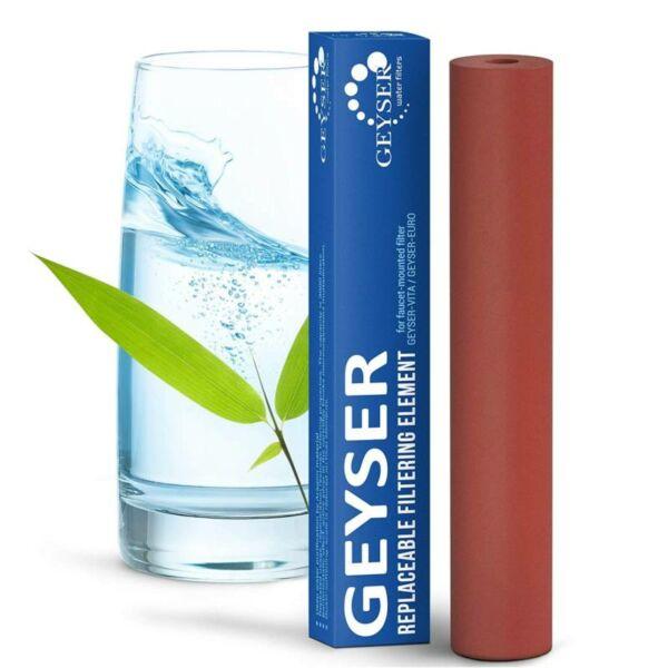 Geyser vízszűrő betét
